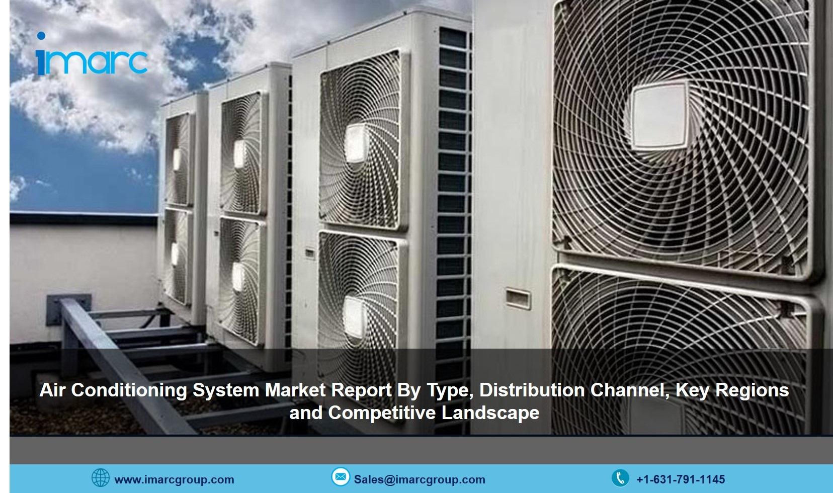 Tendances du marché du système de climatisation, taille, part et prévisions 2021-2026