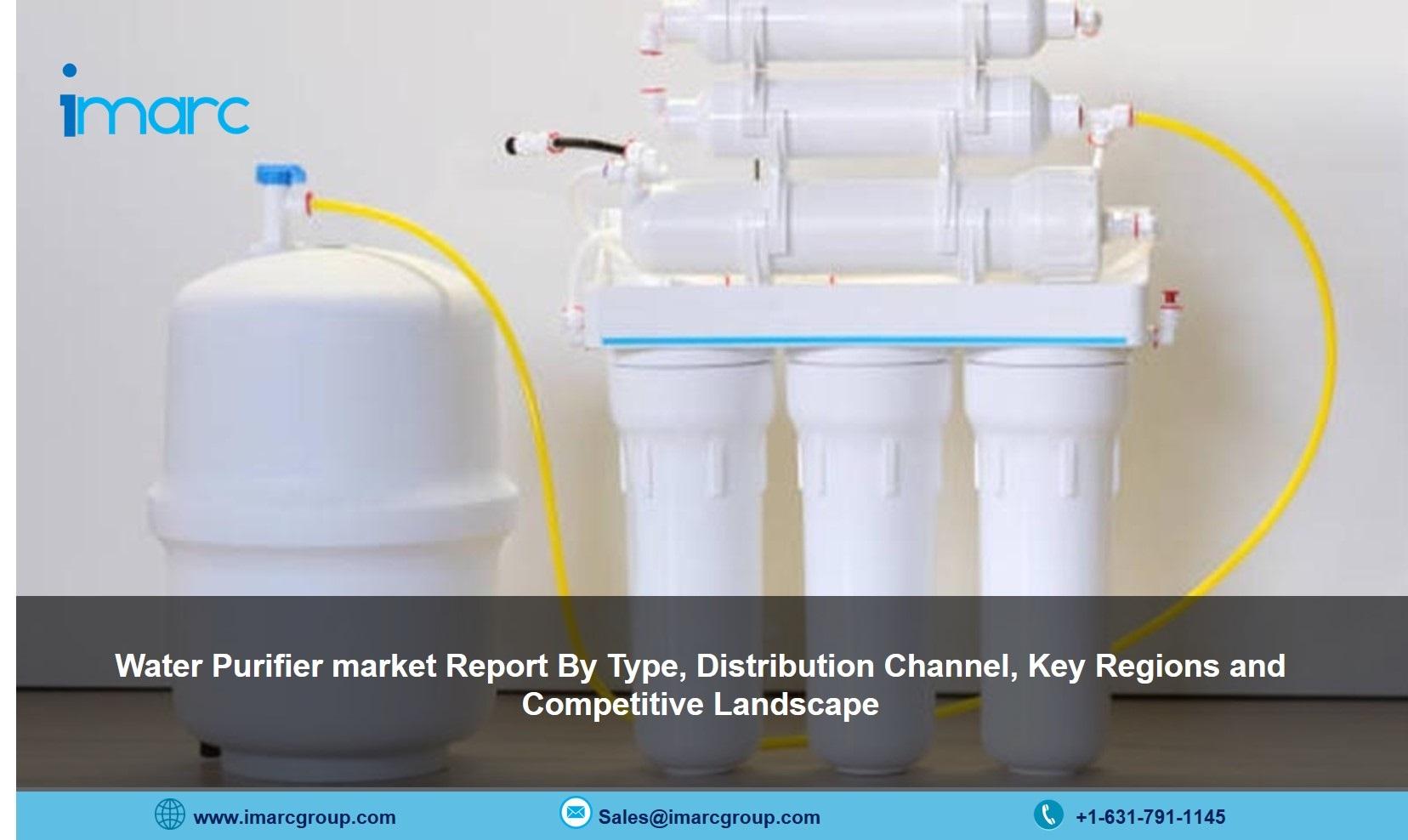 Tendances du marché des purificateurs d'eau, taille, part et prévisions 2021-2026