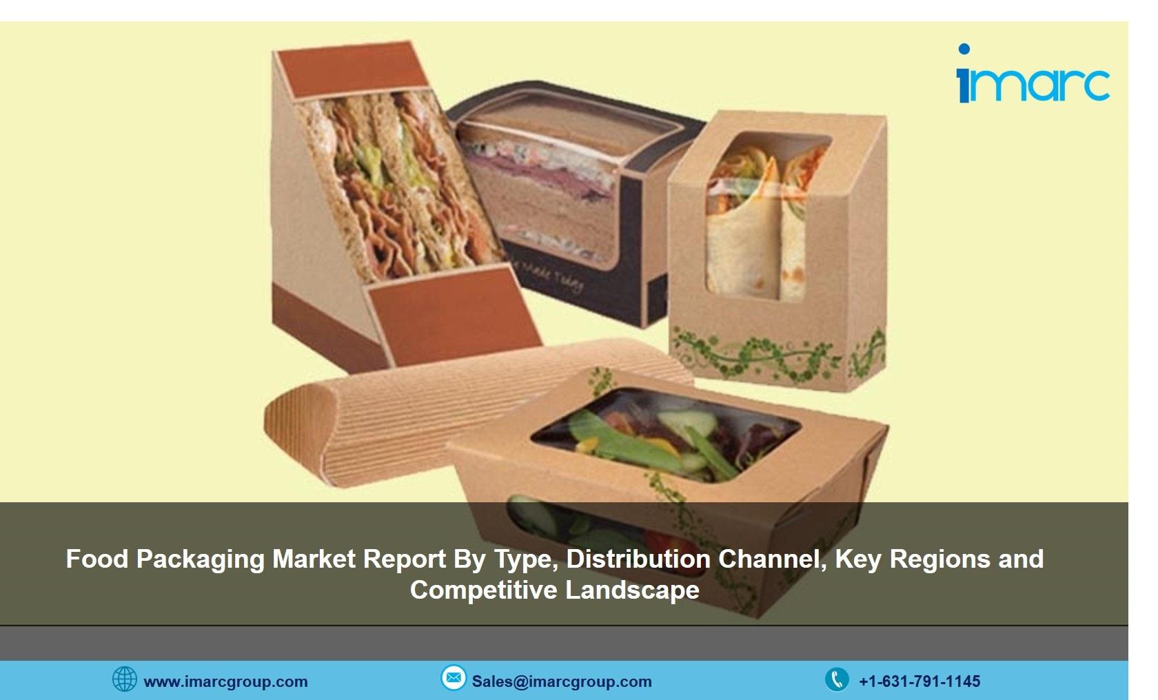 Tendances du marché de l'emballage alimentaire, taille, part et prévisions 2021-2026