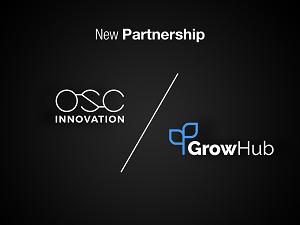 GrowHub et OSC Innovation: Stratégie et innovation pour une nouvelle norme en matière de transformation numérique.