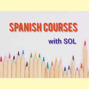 Cours d'espagnol en ligne avec Sol